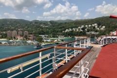 View Of Ocho Rios from Ship