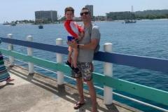 dad-and-n-at-ocho-rios-port