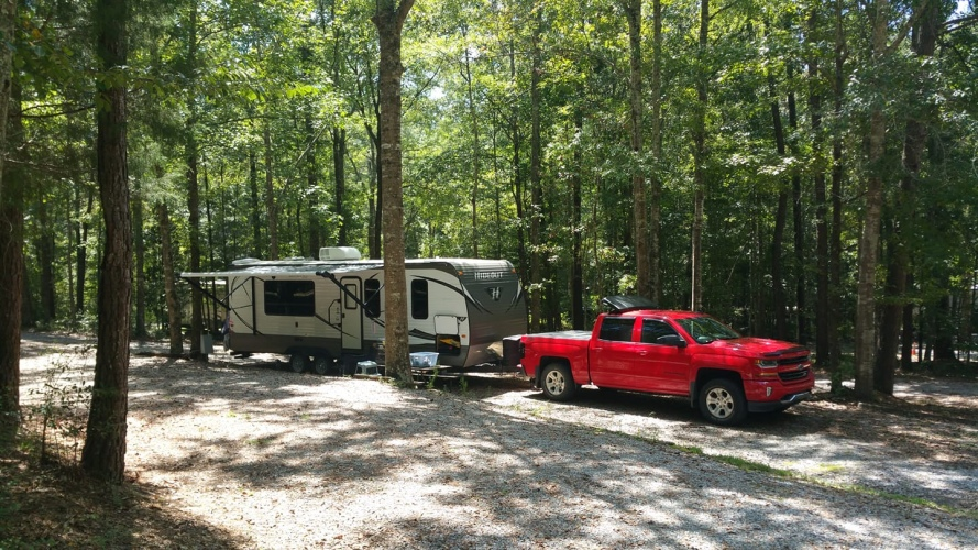 camped-At-Laurel
