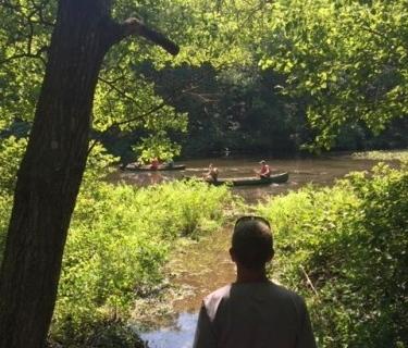 Canoe-Launch-finish