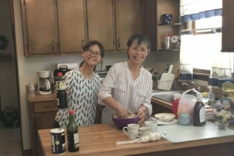 Lily_mom_cooking