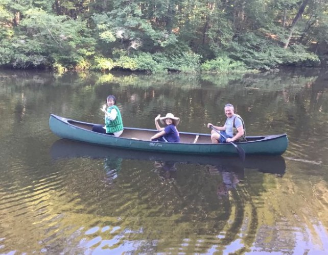 yan_Lily_Terry_Canoe