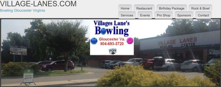 village_lane_bowling