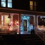 Christmas Decorations In Marlinton