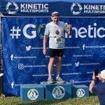 Ernie And The 2021 Jamestown Triathlon